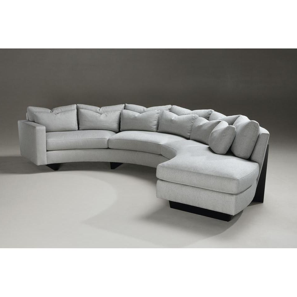 Curve Sectional Sofathayer Coggin (View 4 of 20)
