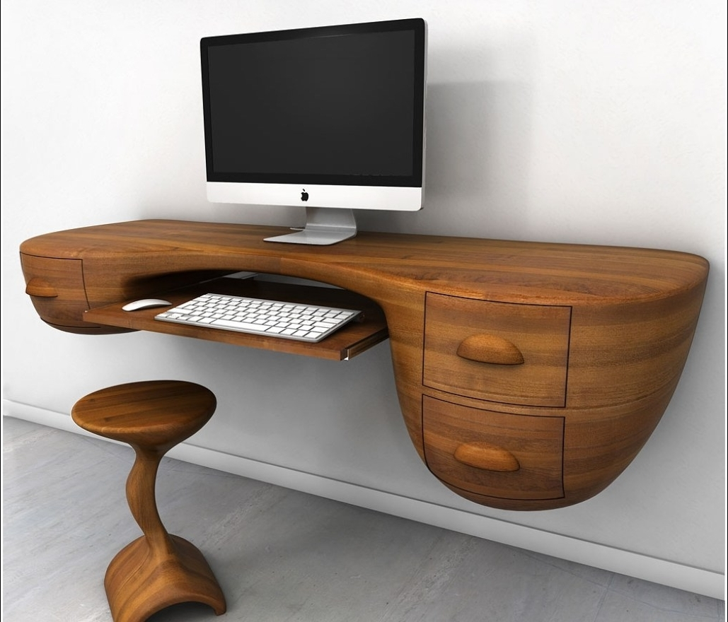 Custom Pc Desk Case Custom Desk Design Custom Built Gaming Desk Within Well Liked Tall Computer Desks (View 4 of 20)