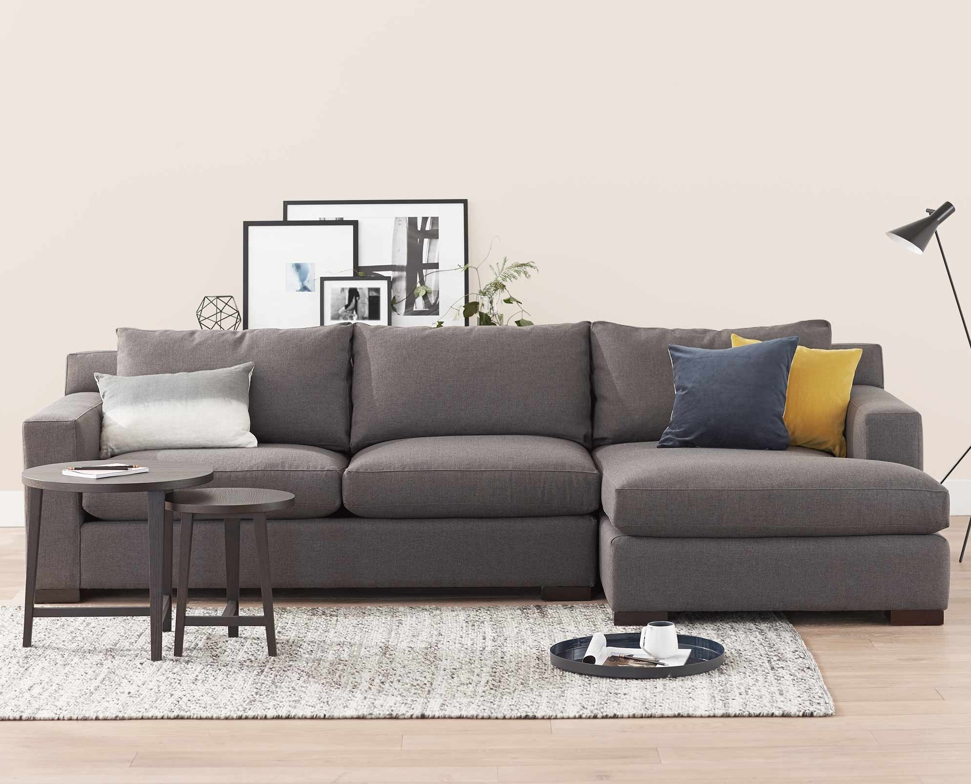 Dania Sectional Sofas Throughout Favorite Scandinavian Designs – Always Cozy And Always Classic, The Aida (View 5 of 20)