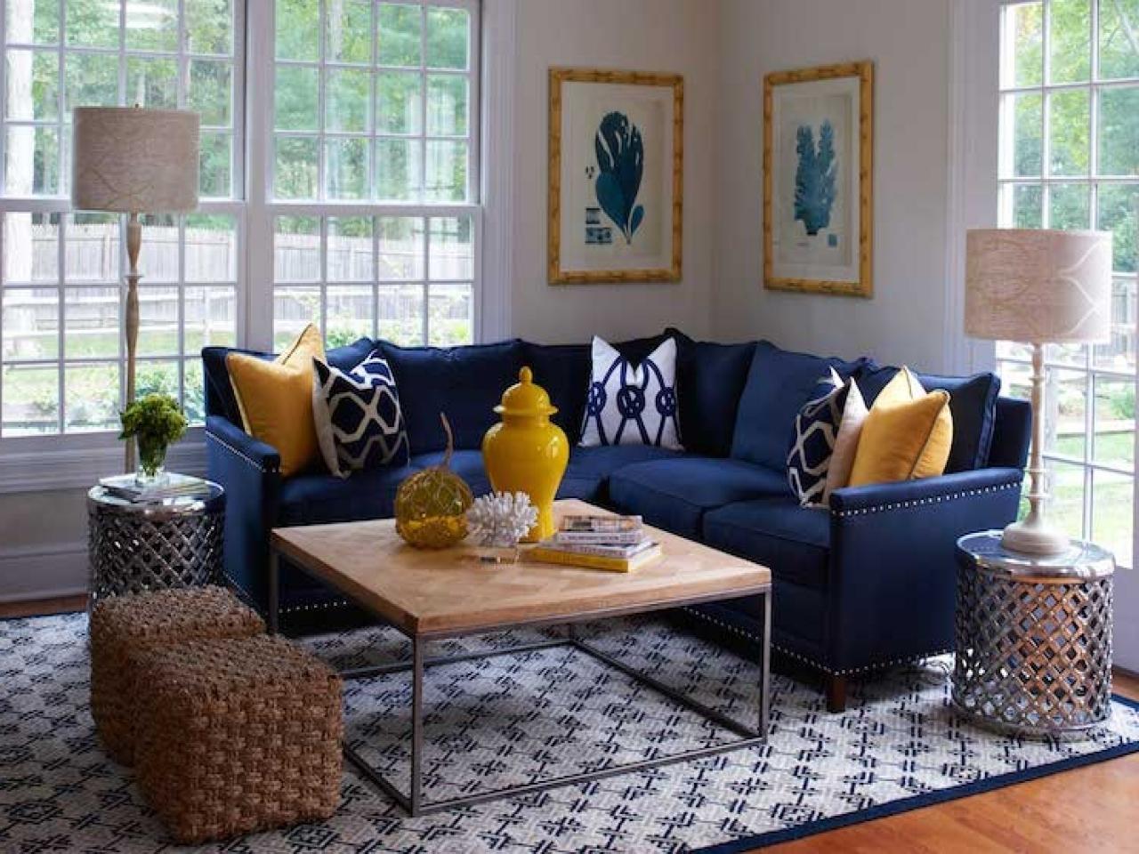 Dark Blue Sofas In 2019 Fancy Dark Blue Sofa 46 In Sofa Table Ideas With Dark Blue Sofa (View 3 of 20)