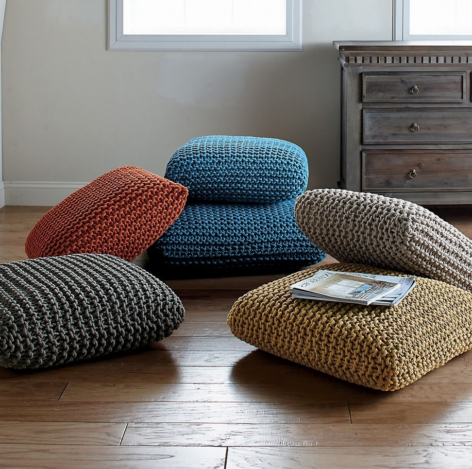 ۩ Floor Cushion Seating And Its Benefits – Without The Chairs And Pertaining To Newest Floor Cushion Sofas (View 9 of 20)