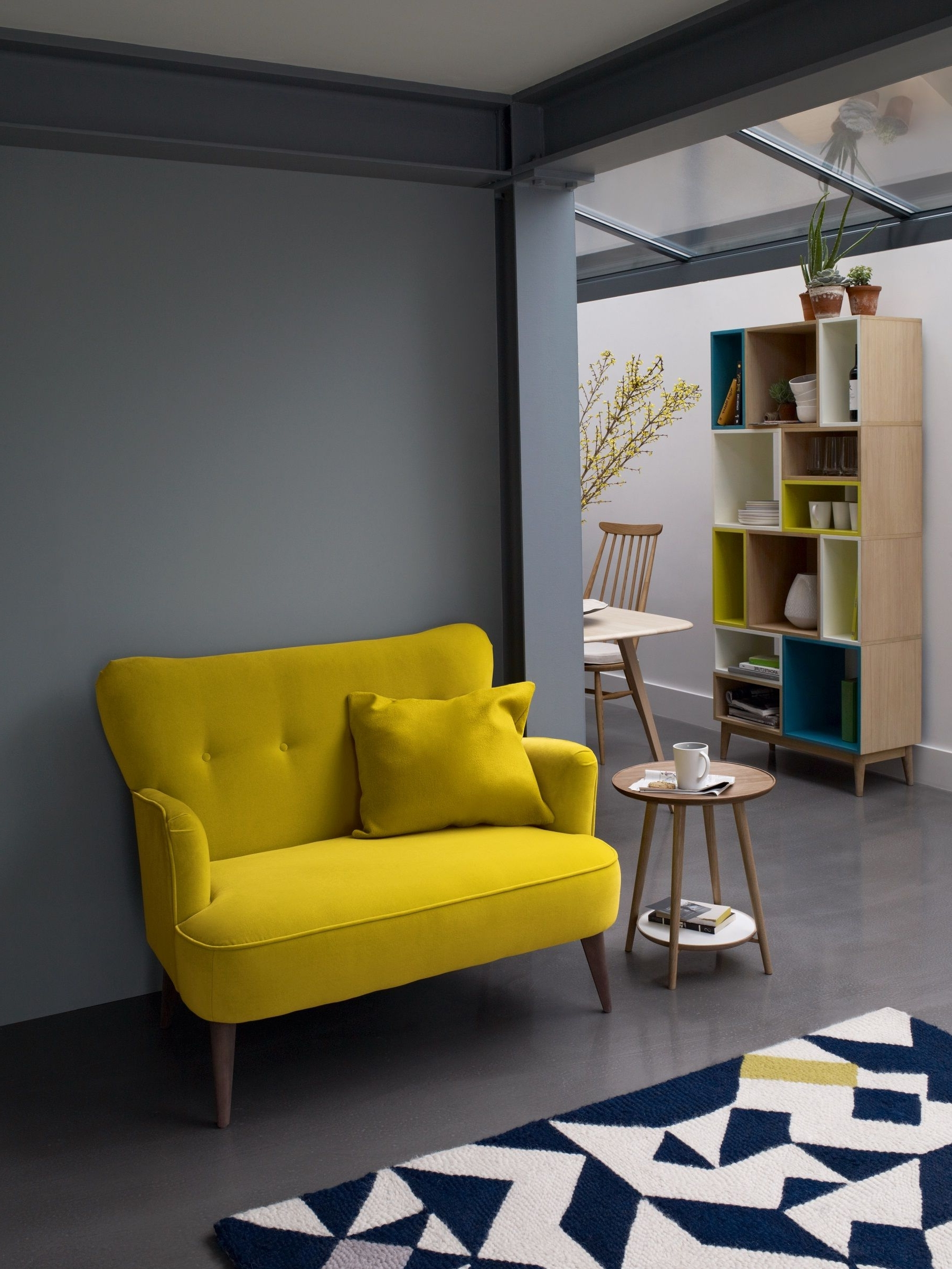Decor Regarding Yellow Sofa Chairs (Gallery 2 of 20)