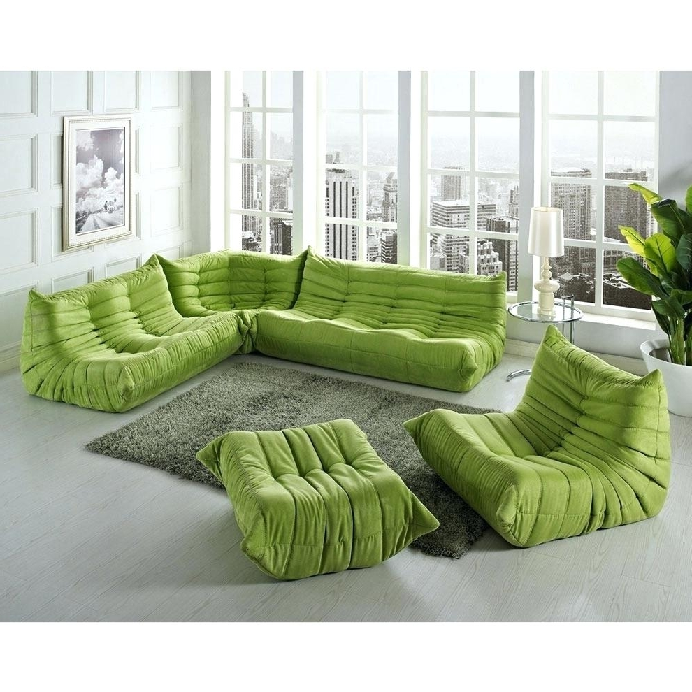 Decoration: Modern Low Sofa For Well Known Low Sofas (View 7 of 20)