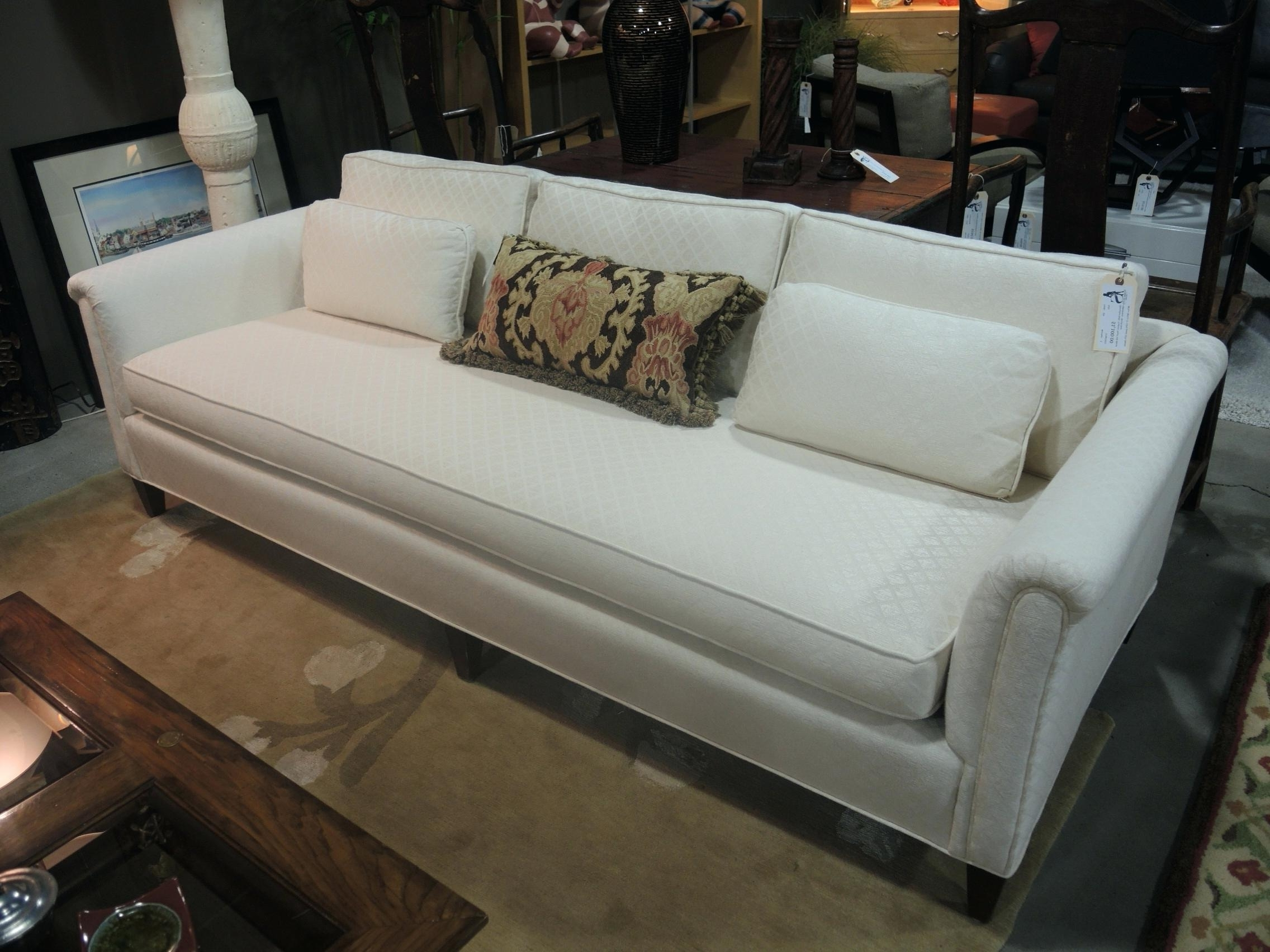 Deep Cushion Sofas Regarding Most Recent Deep Cushion Couch Cushioned Leather Sectional Couches (View 5 of 20)