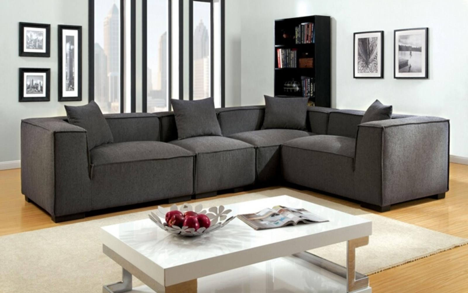 Design Throughout Trendy Structube Sectional Sofas (View 14 of 20)