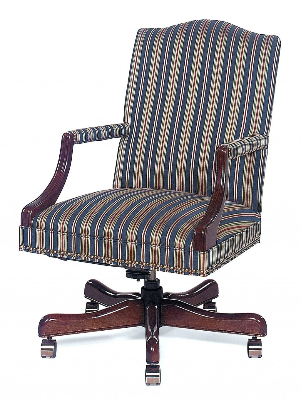Desk Chair ~ Executive Desk Chair Leather Office Furnishings With Latest Fabric Executive Office Chairs (View 6 of 20)