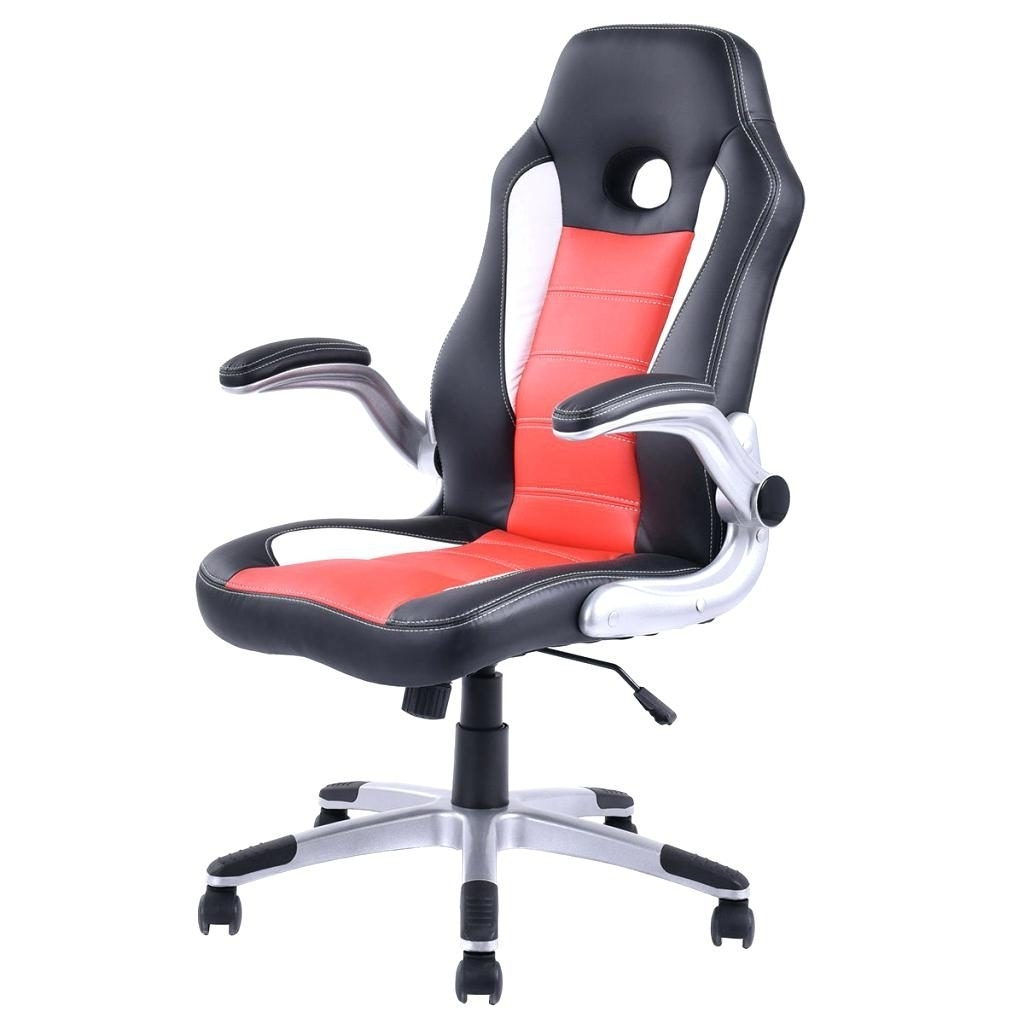 Desk Chair ~ Racing Desk Chair Executive Style Bucket Seat Office Regarding Recent Xl Executive Office Chairs (View 5 of 20)