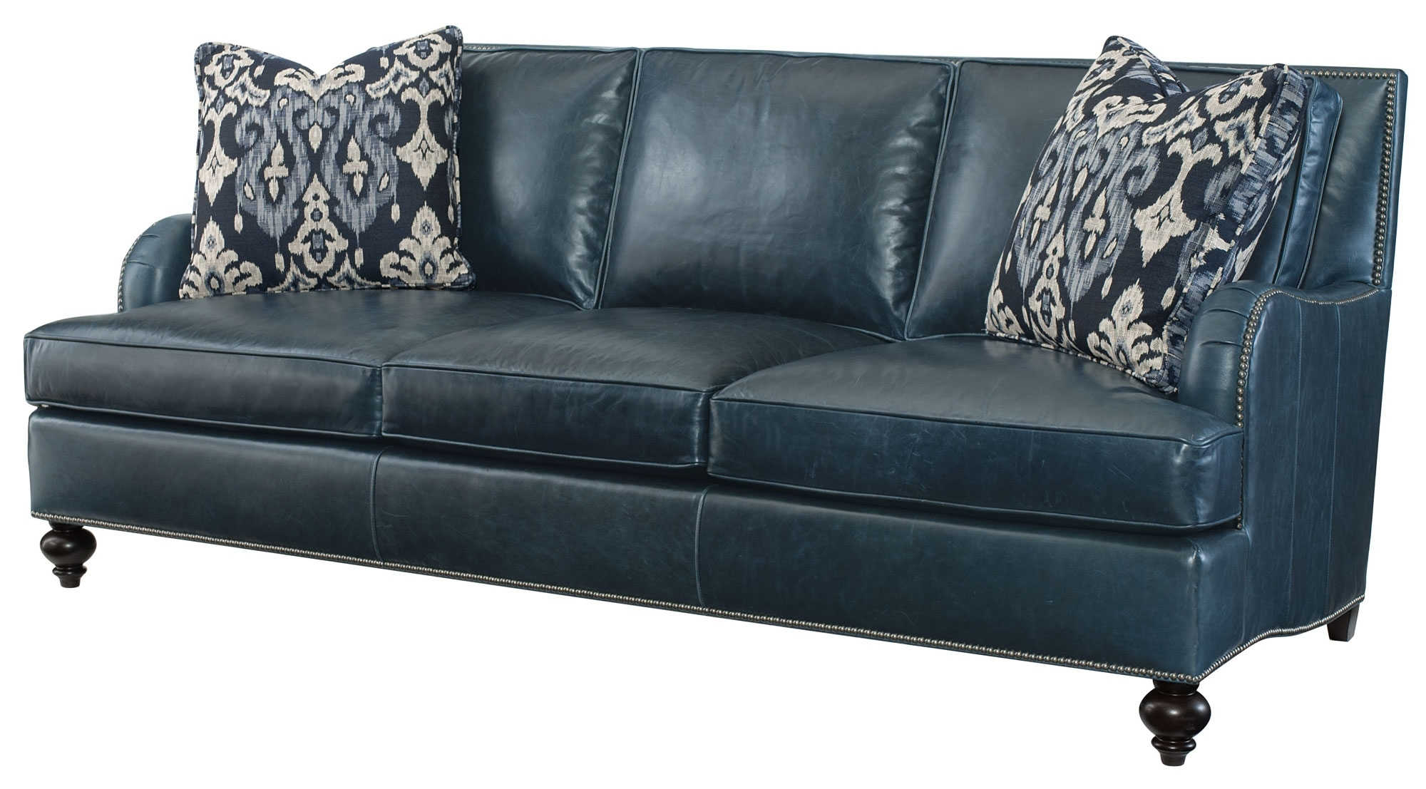 Dillards Sectional Sofas Throughout Famous Chocolate Leather Sofa (Gallery 19 of 20)