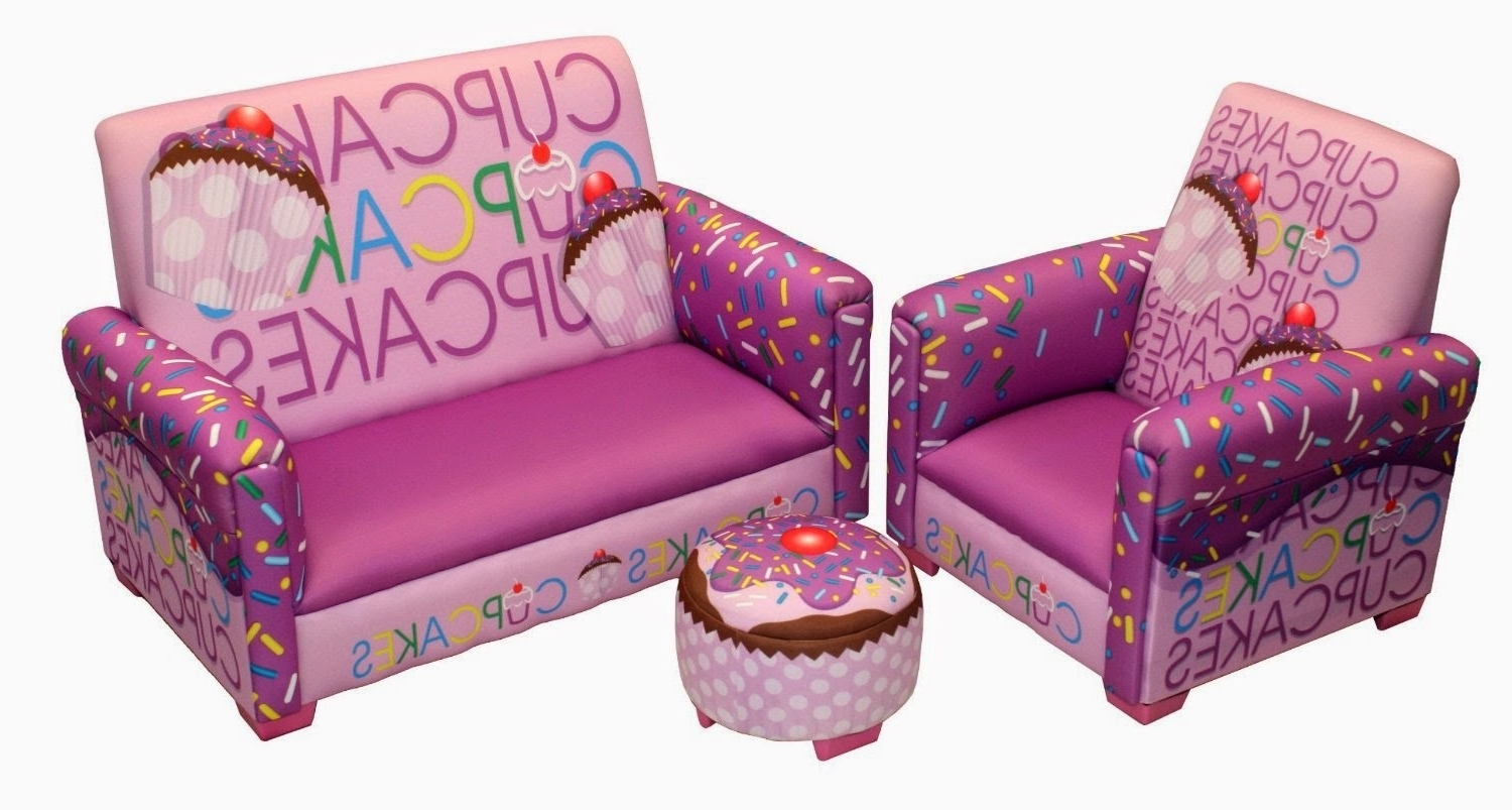 Disney Sofa Chairs Intended For Popular Sofa : Cars Toddler Sofa Chair And Ottoman Set Toddler Sofa Bean (Gallery 6 of 20)