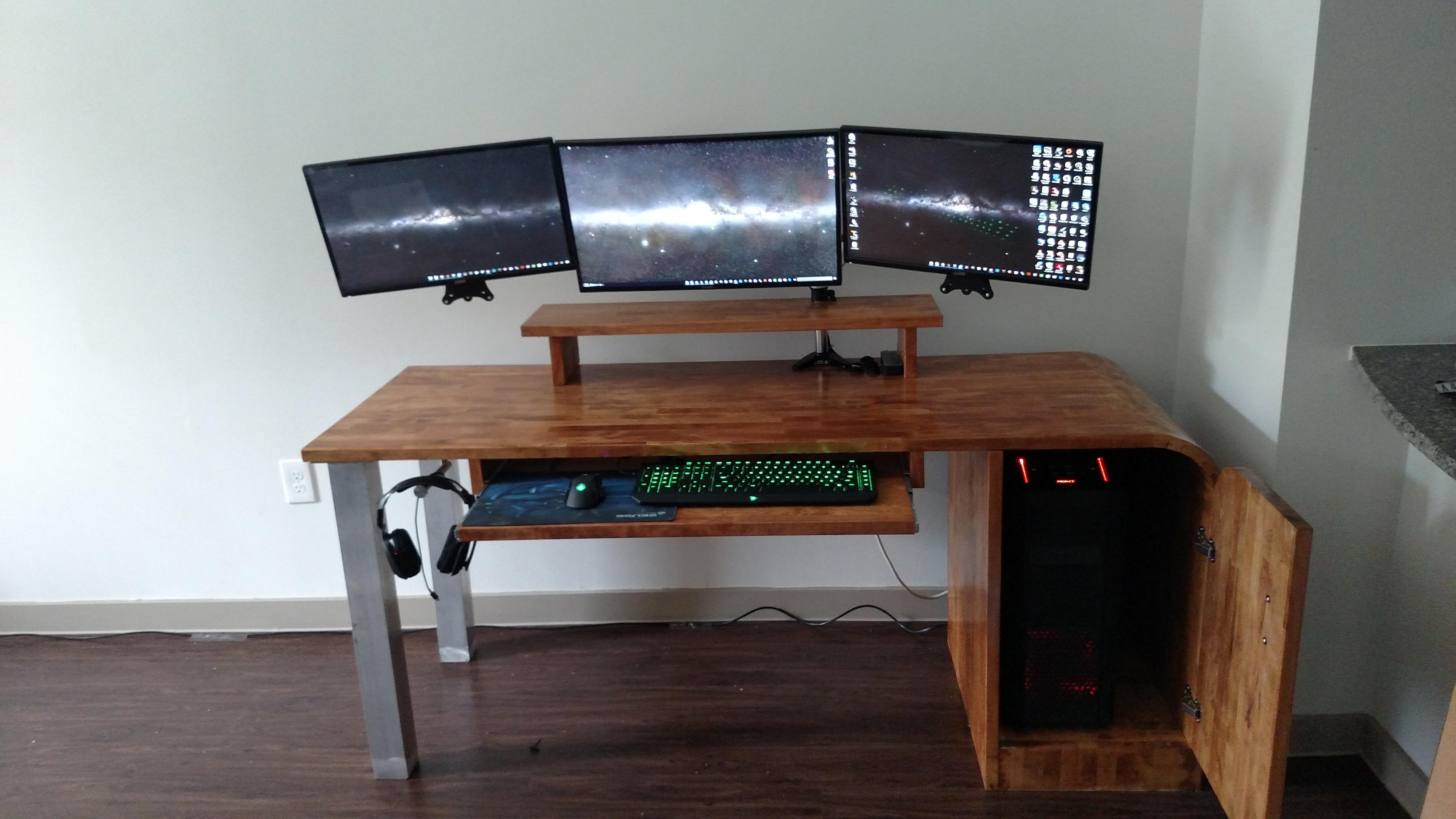 Featured Photo of Diy Computer Desks