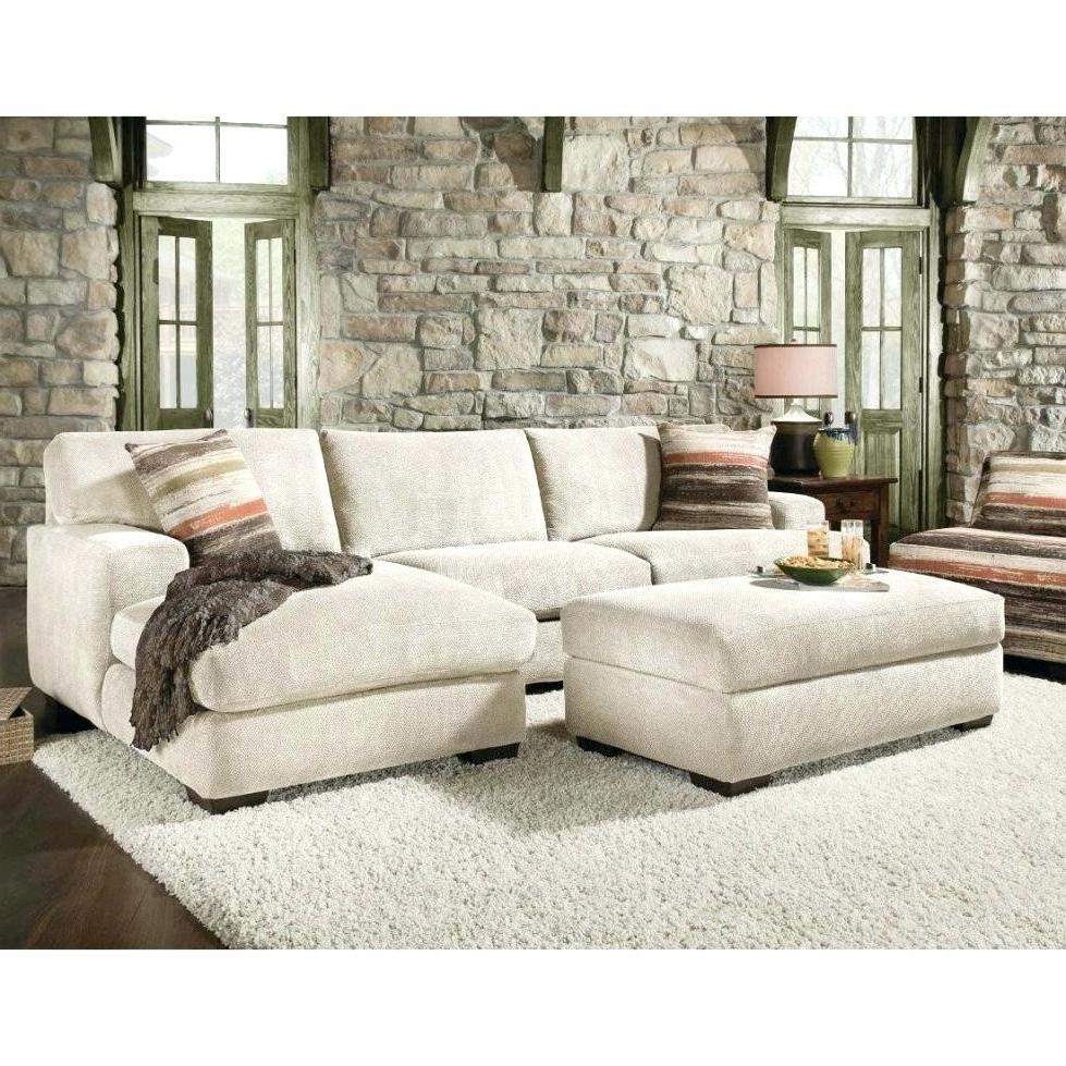 Down Feather Sectional Sofas Within Current Down Filled Sofa Sa With Chaise Fibre Or Foam Fabric (Gallery 9 of 20)