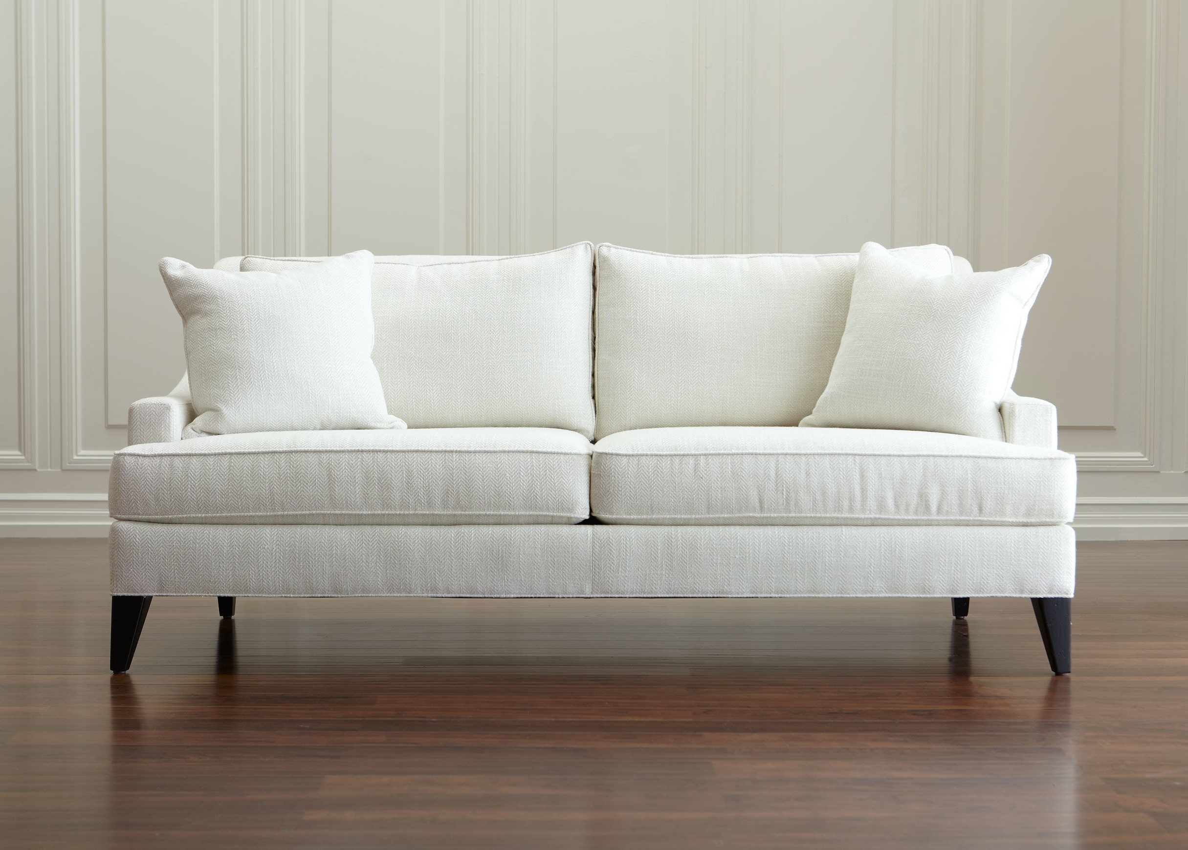 Down Filled Sofas Within Widely Used Furniture : Ethan Allen Down Filled  Sofa Luxury Best Ethan