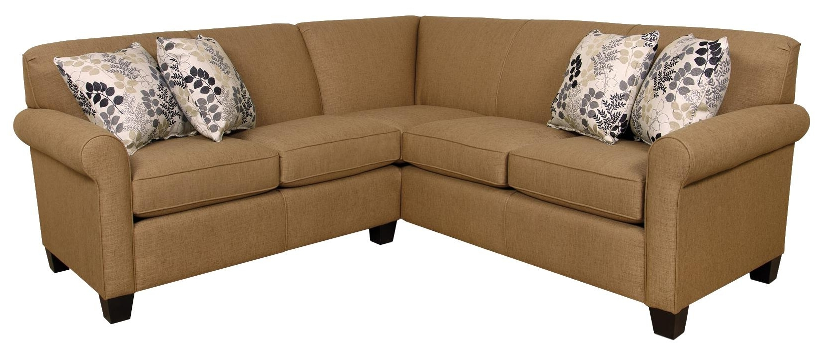 Duluth Mn Sectional Sofas With 2018 England Angie Small Corner Sectional Sofa – Ahfa – Sofa Sectional (View 13 of 20)