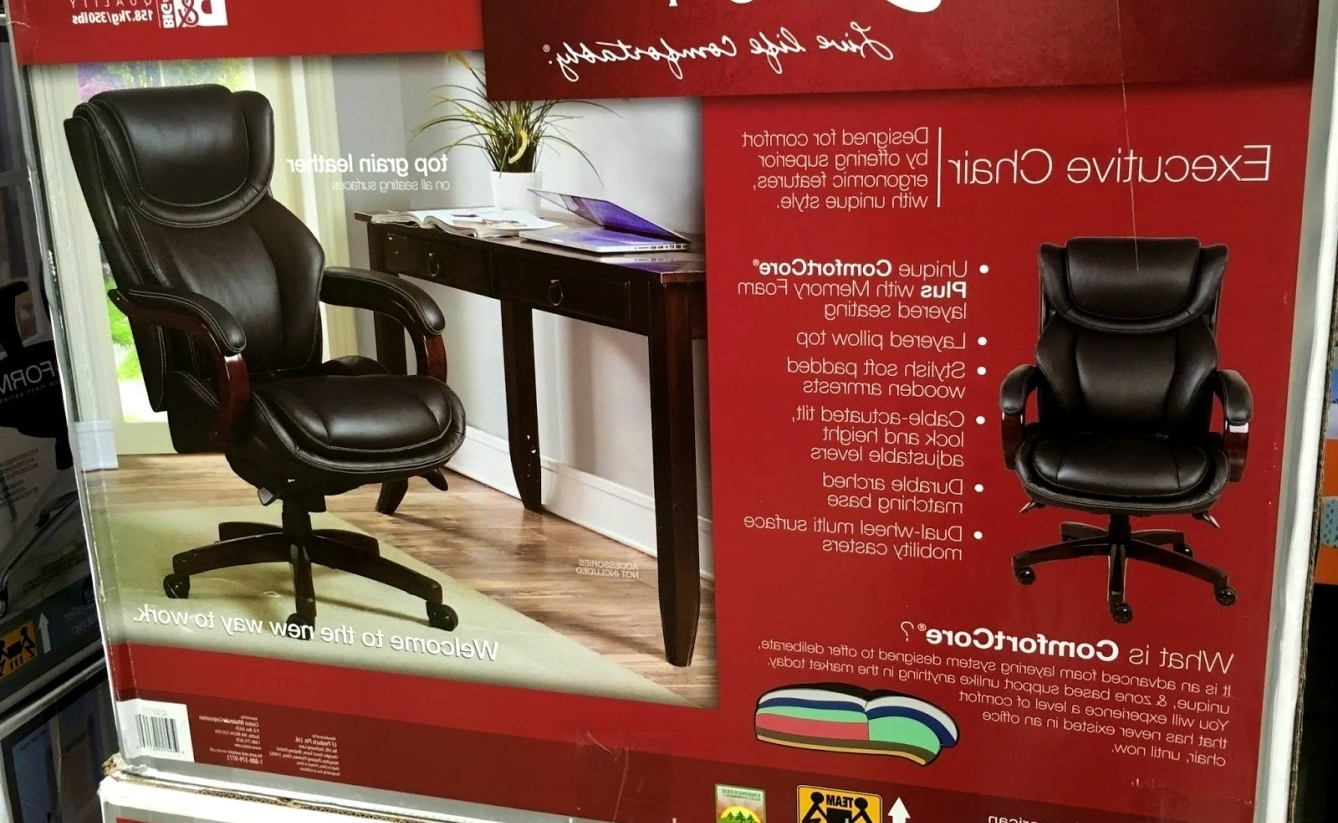 Duluthhomeloan With Regard To Trendy La Z Boy Executive Office Chairs (View 5 of 20)