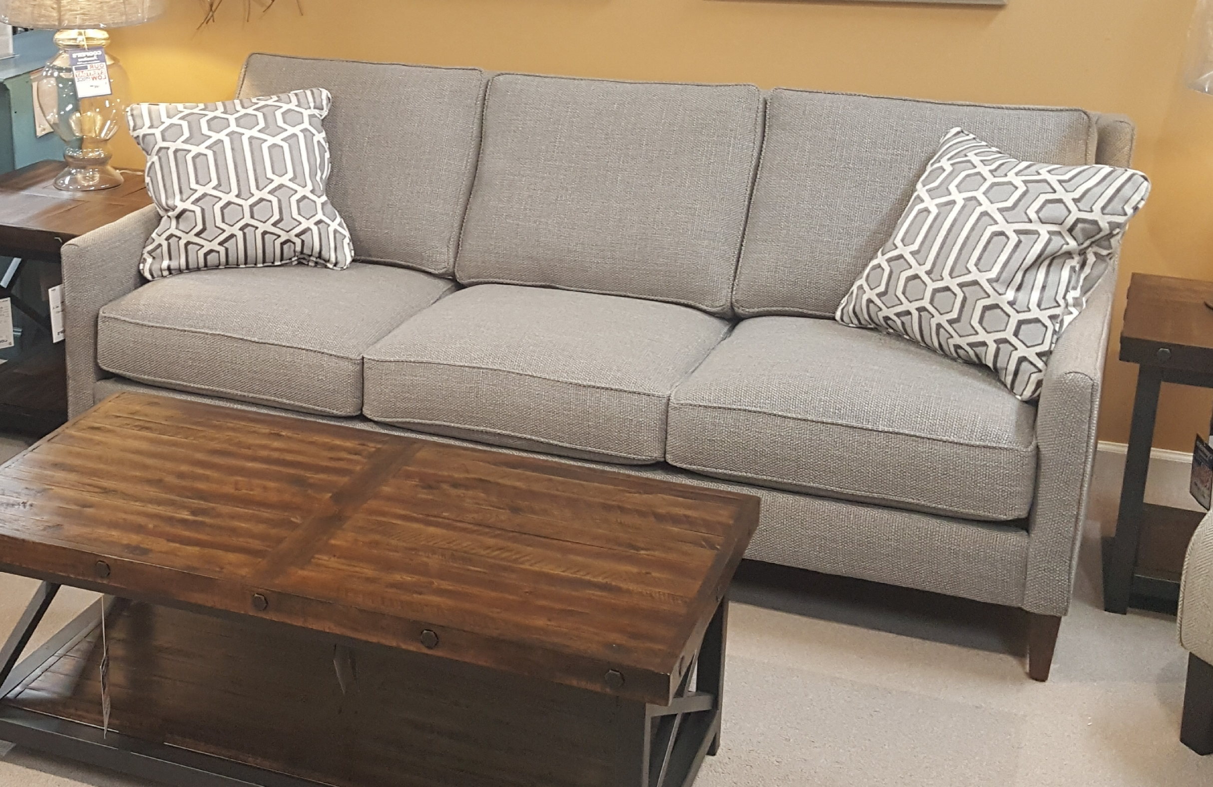 Durham Region Sectional Sofas Pertaining To Trendy Living Room Furniture Cary Nc (View 6 of 20)