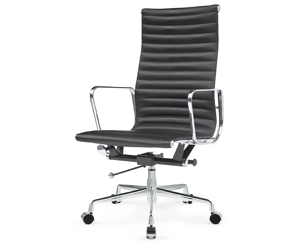 Eames Executive Chair – Eames Office Chair Intended For Recent Black Executive Office Chairs (View 10 of 20)