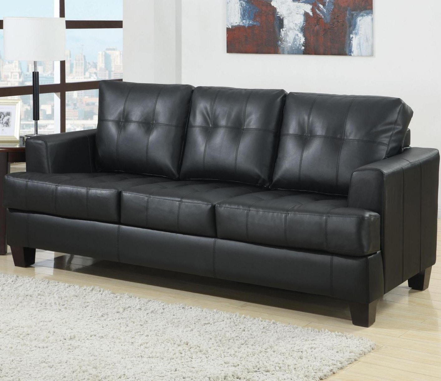 Economax Sectional Sofas In Newest Great Black Sofa Bed 60 On Modern Sofa Inspiration With Black Sofa Bed (View 6 of 20)