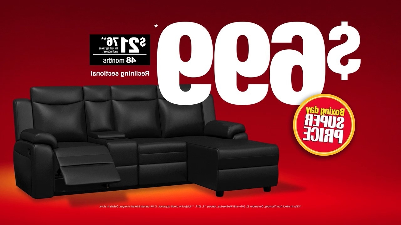 Featured Photo of Economax Sectional Sofas