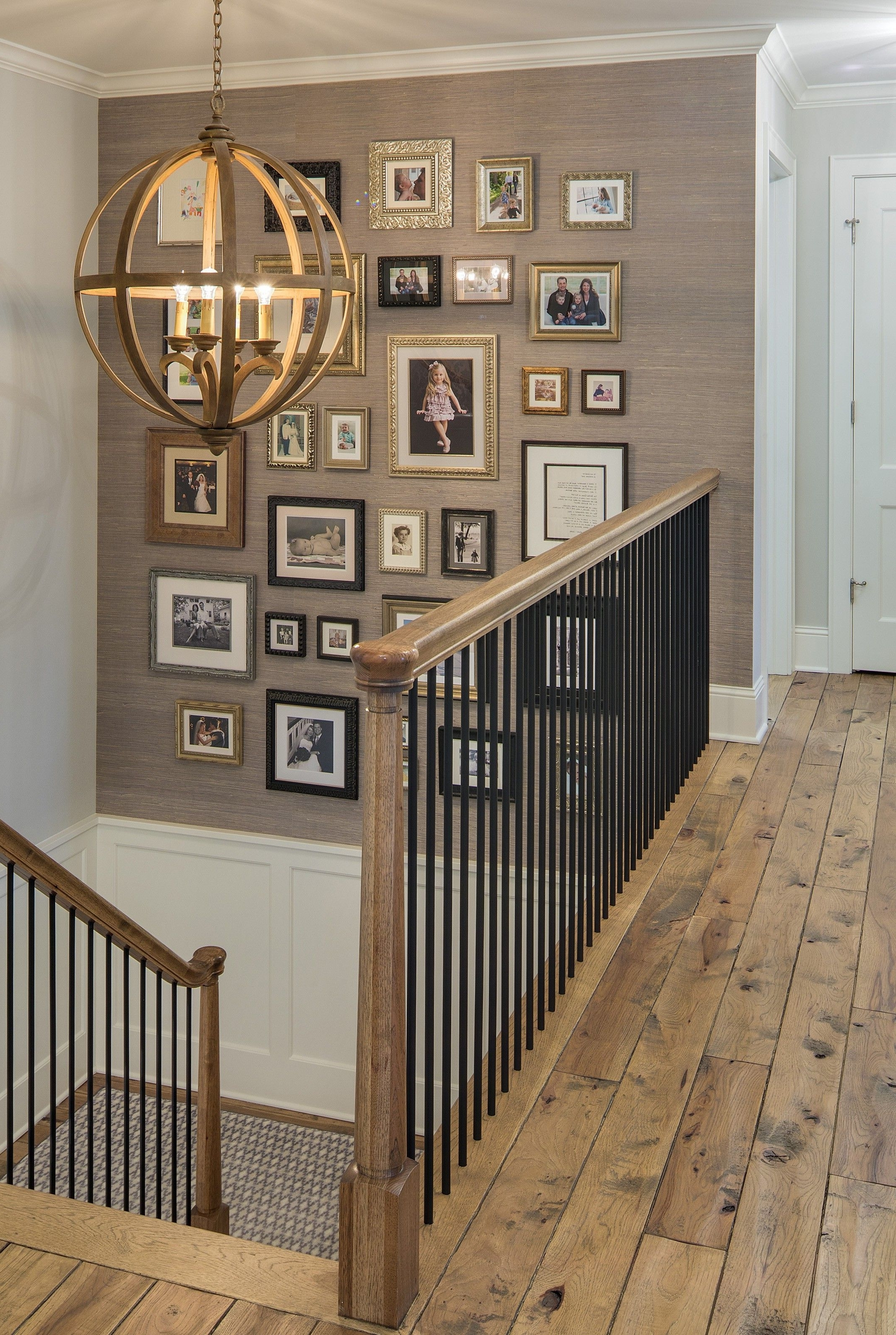 Edina Spring For Favorite Stairwell Chandelier (View 4 of 20)