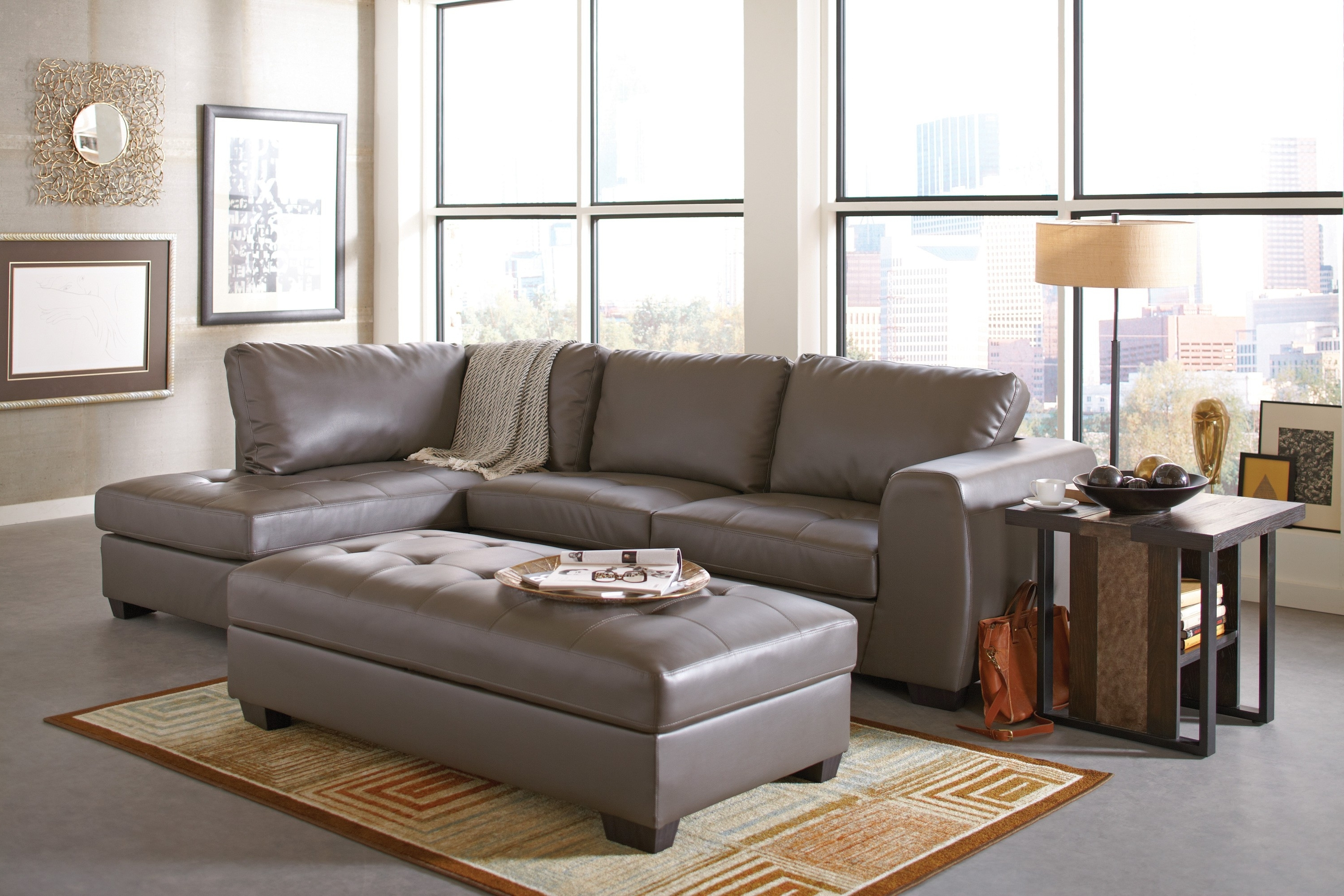 Elegant Sectional Sofa Under 200 – Buildsimplehome Pertaining To Most Up To Date Sectional Sofas Under  (View 4 of 20)