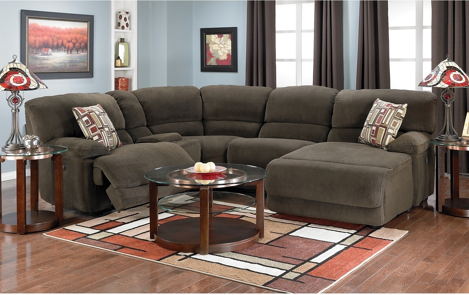 Elegant The Brick Sectionals – Buildsimplehome With Preferred Sectional Sofas At Brick (View 2 of 20)