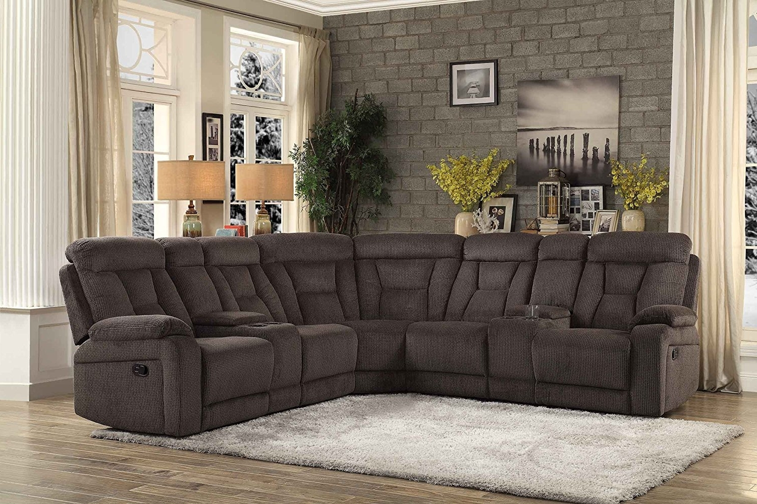 Elk Grove Ca Sectional Sofas Regarding Preferred Discount Sectional Sofa (View 6 of 20)