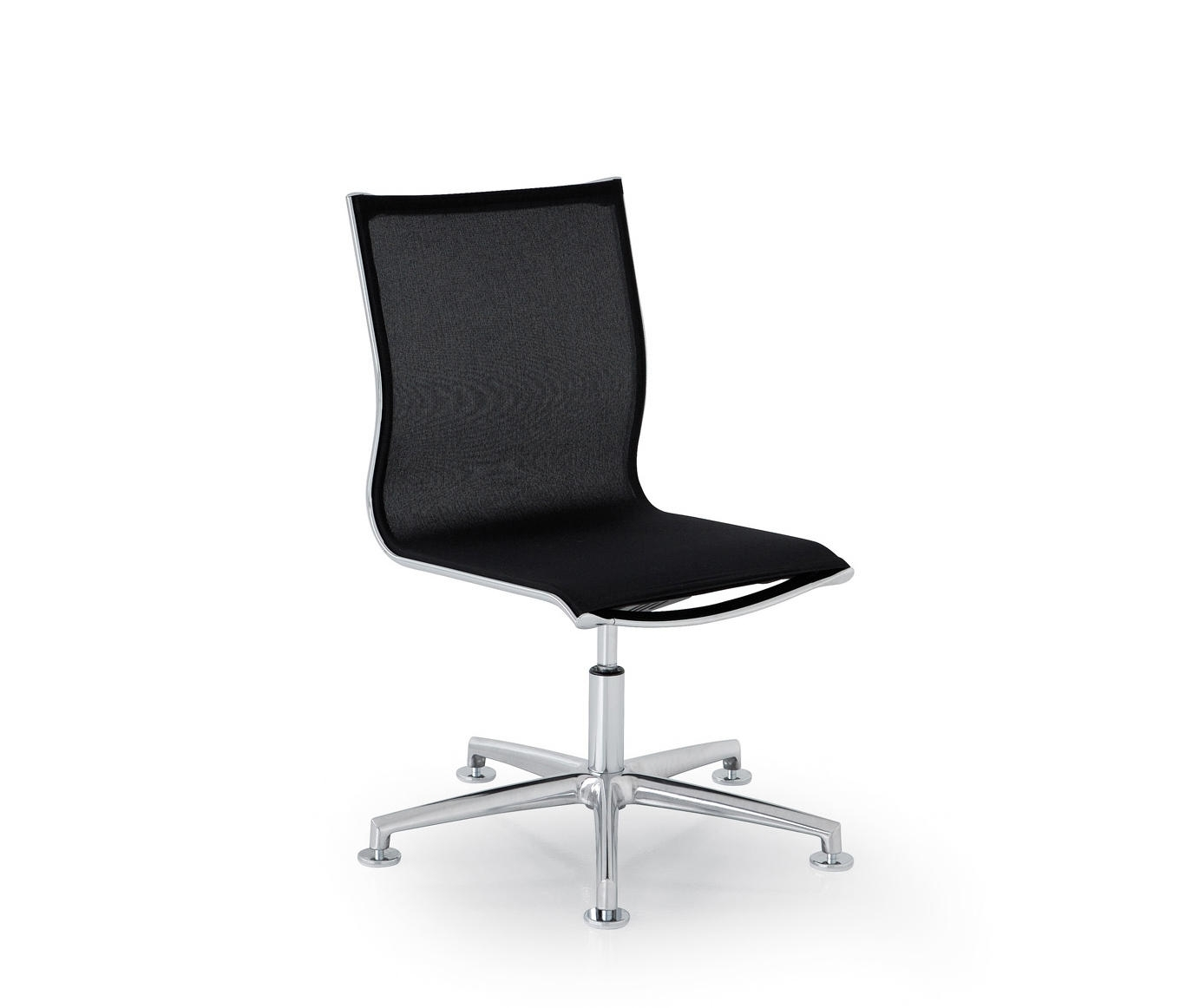 Elle Executive 29 Sf1 – Visitors Chairs / Side Chairs From Fantoni With Latest Executive Office Side Chairs (View 20 of 20)
