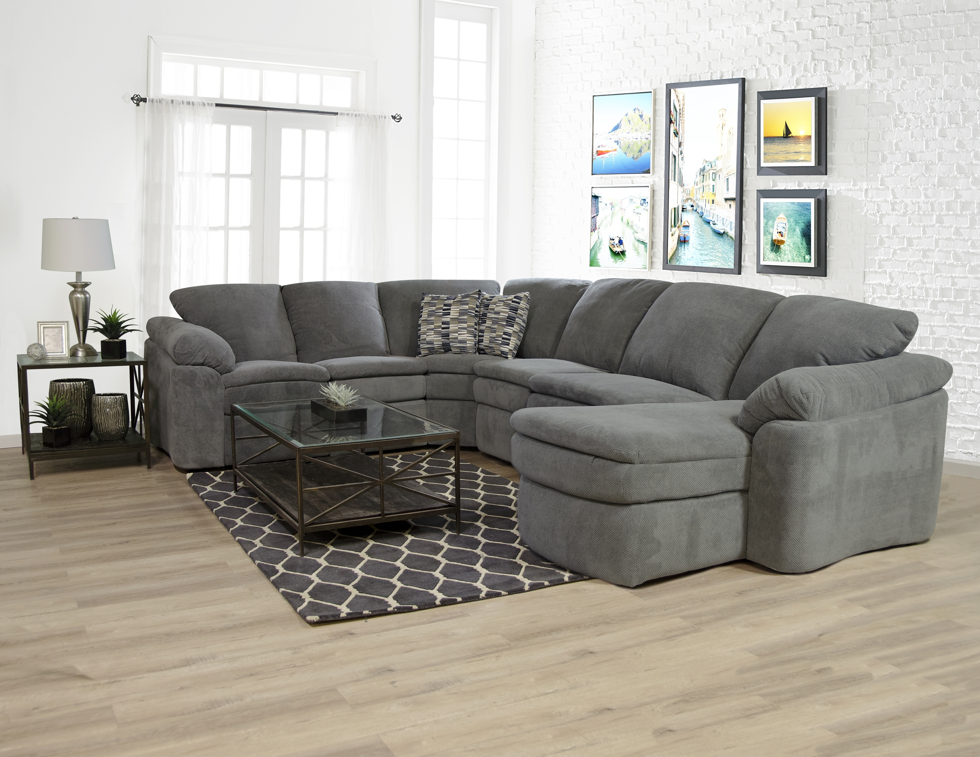 England Furniture 7300 06, 7300 40, 7300 22, 7300 39, 7300 57 With With Regard To Recent Erie Pa Sectional Sofas (View 3 of 20)