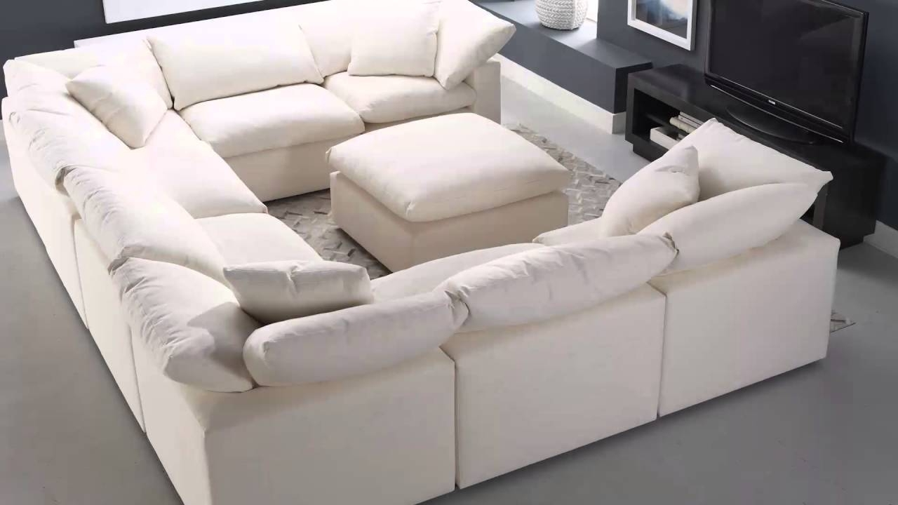 Envelop Sectionalbassett Furniture – Youtube Throughout Latest Sectional Sofas At Bassett (Gallery 17 of 20)