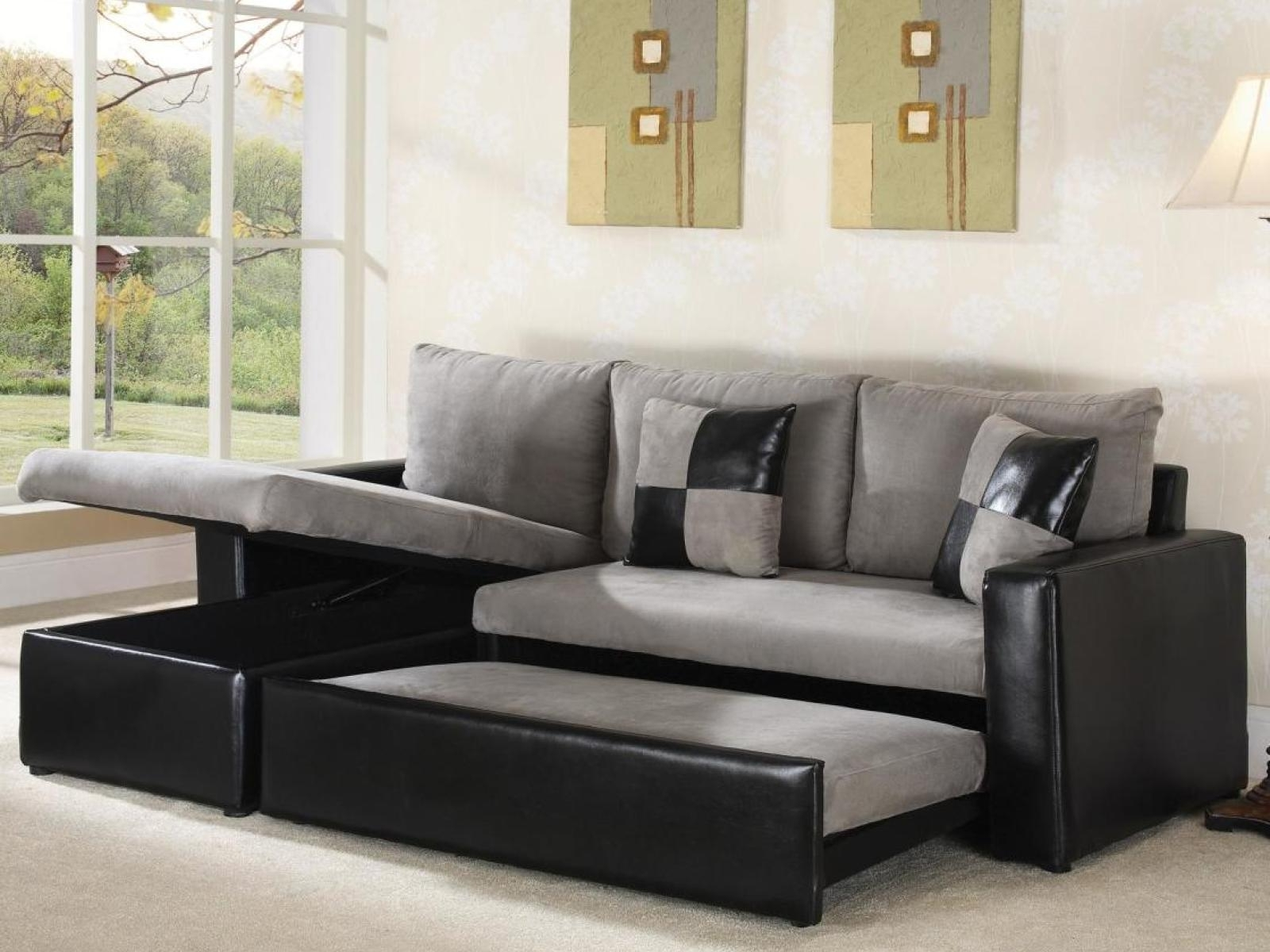 Epic L Shaped Sectional Sleeper Sofa 80 In Ava Tufted Sleeper Sofa With Regard To Most Popular L Shaped Sectional Sleeper Sofas (View 2 of 20)
