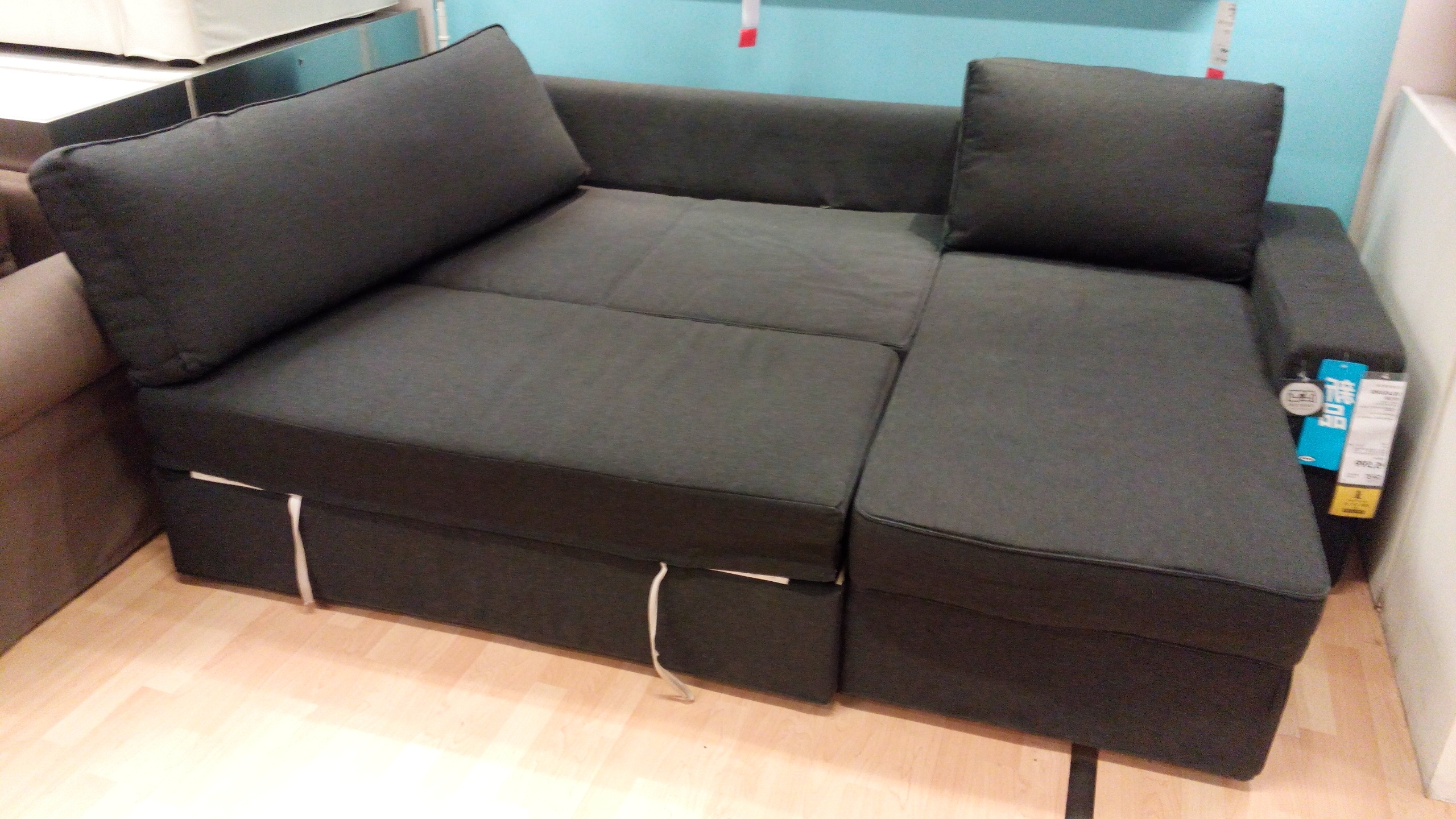 Epic Sectional Sofa Bed For Your Furniture Grey Sectional Sofa For Most Current Ikea Sectional Sofa Beds (Gallery 3 of 20)