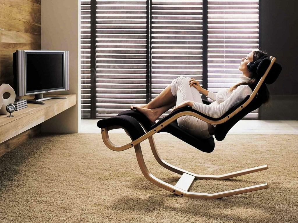 Ergonomic Reclining Office Chair — Office And Bedroom : Reclining Intended For Best And Newest Executive Reclining Office Chairs (View 4 of 20)