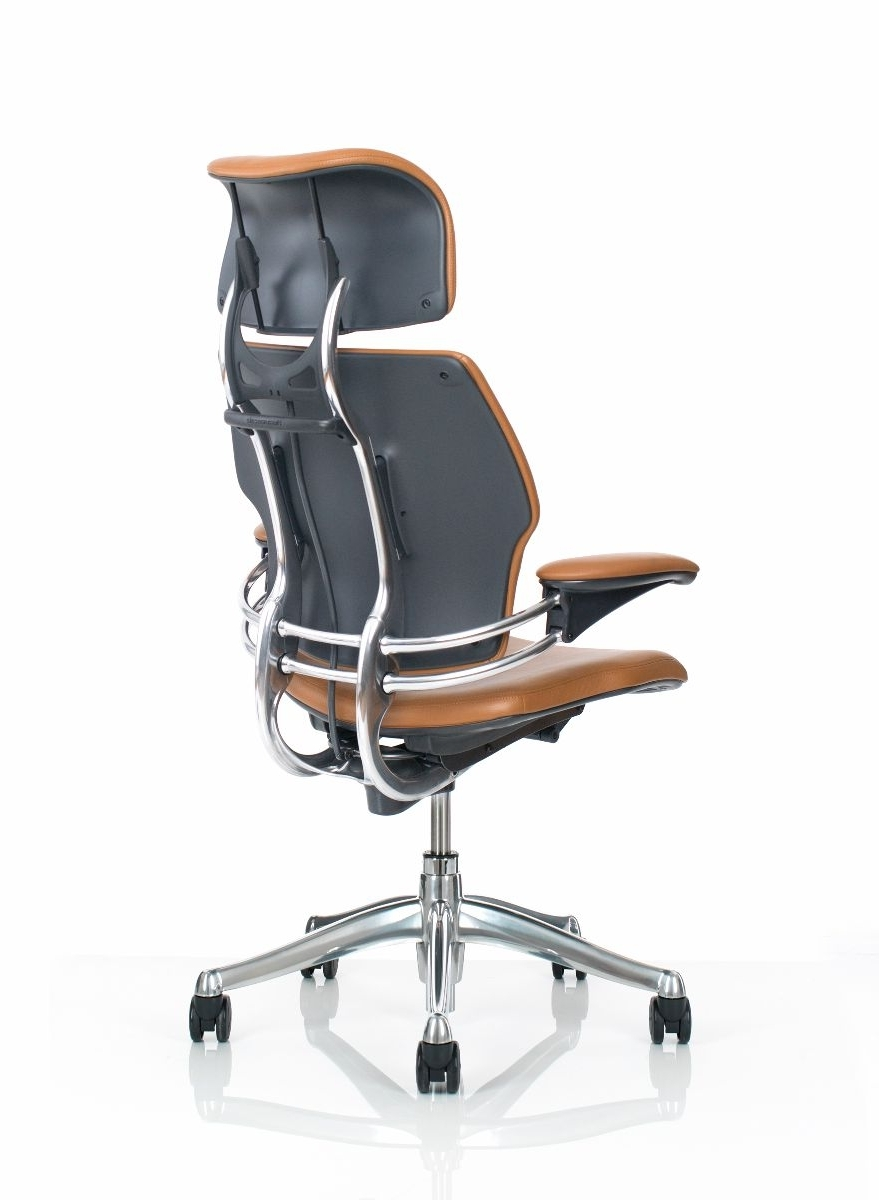 Ergonomic Seating From Humanscale With German Executive Office Chairs (View 20 of 20)