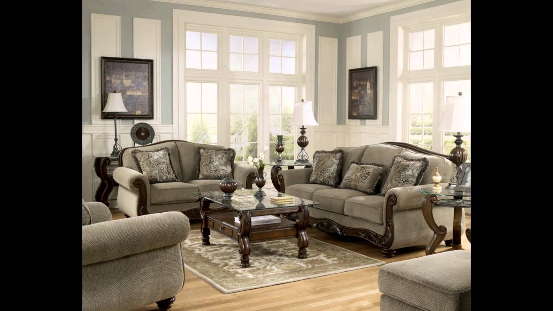 Ethan Allen Furniture – Youtube With Fashionable Ethan Allen Sofas And Chairs (View 3 of 20)