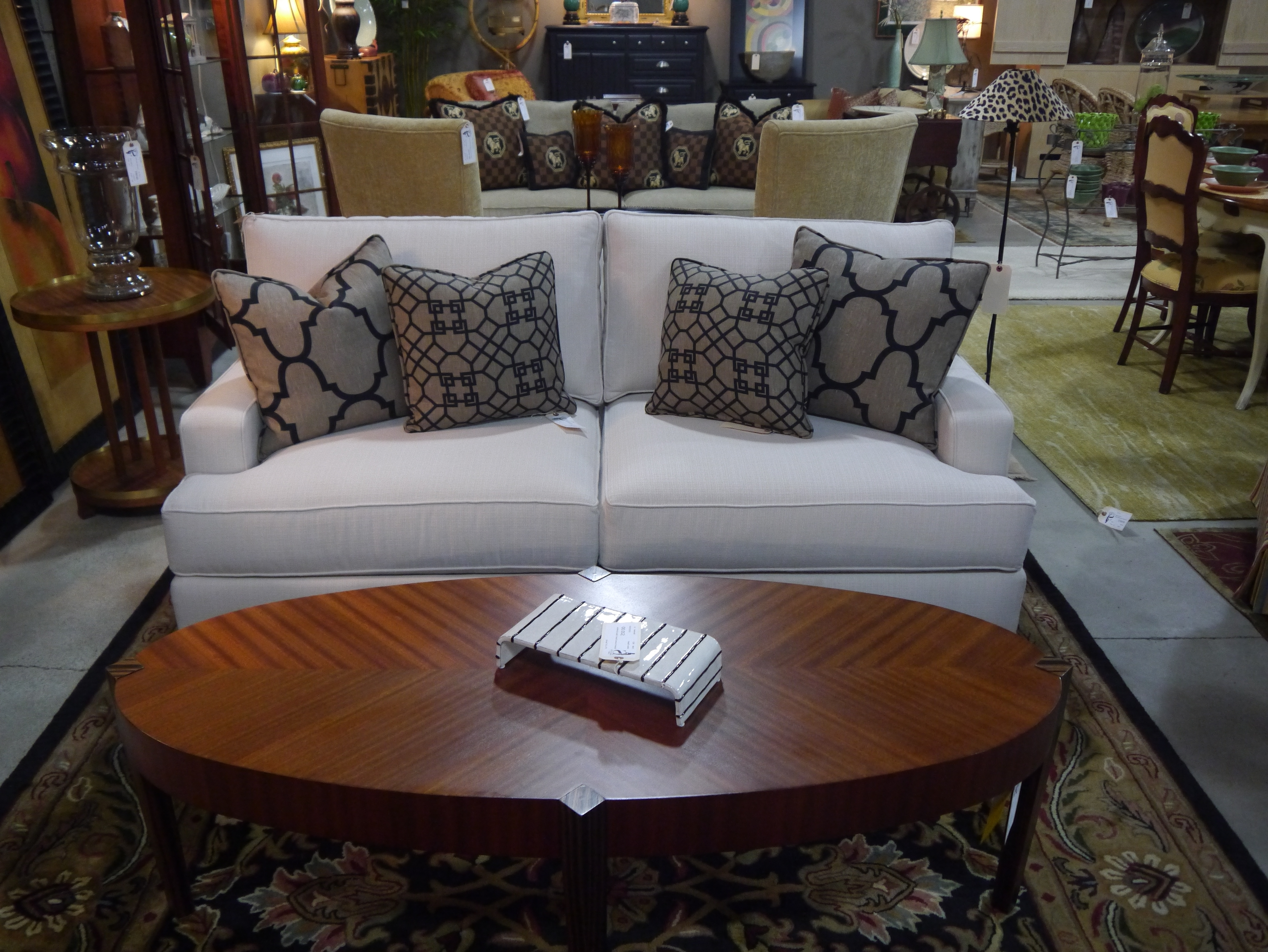 Ethan Allen Sofas And Chairs Throughout Fashionable Furniture: Comfortable Ethan Allen Sectional Sofas For Your Living (View 19 of 20)