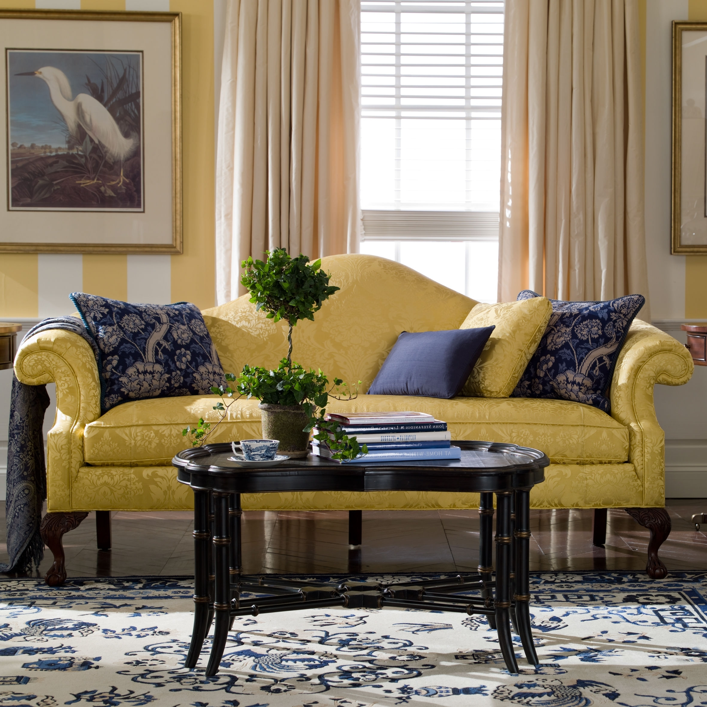 Ethan Allen Sofas And Chairs Within Fashionable Hepburn Sofa – Ethan Allen (With Different Fabric) (View 5 of 20)