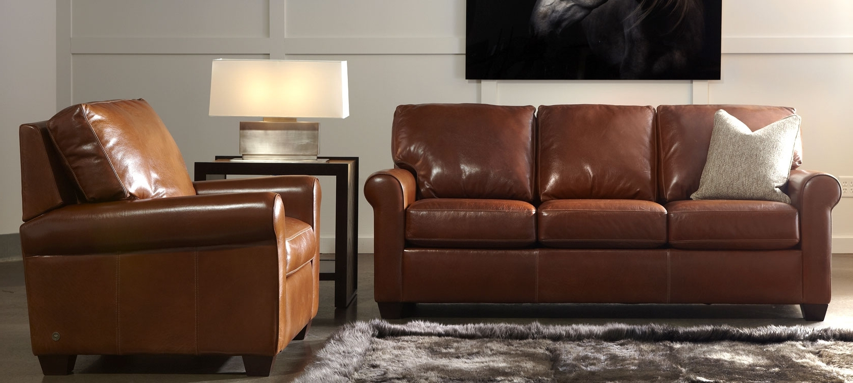Eugene Oregon Sectional Sofas Throughout Famous Furniture Store In Eugene, Oregon – Riley's Real Wood Furniture (View 2 of 20)