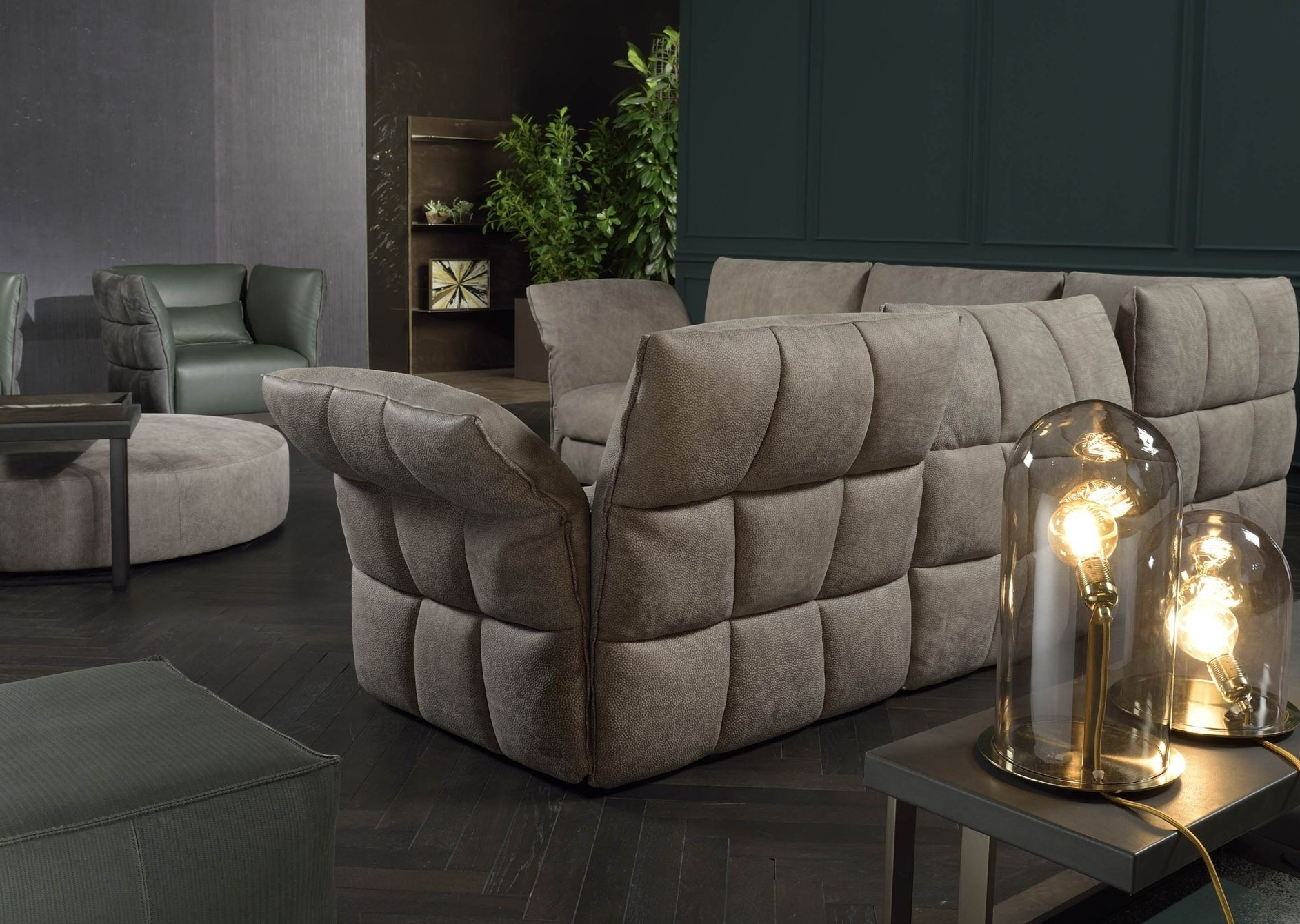 Eva Due Modern Sectional Sofa (Gallery 13 of 20)