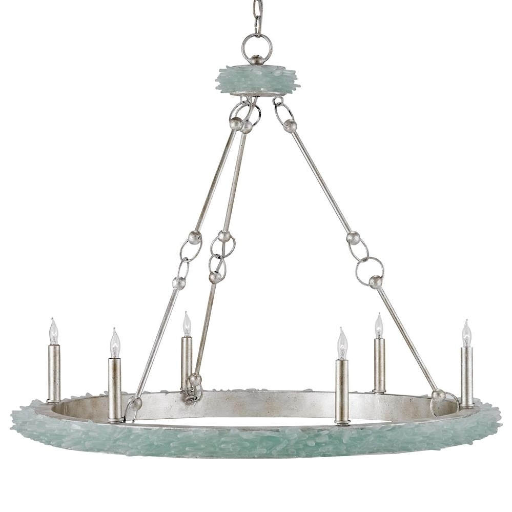 Everything Turquoise Pertaining To Turquoise Glass Chandelier Lighting (View 3 of 20)