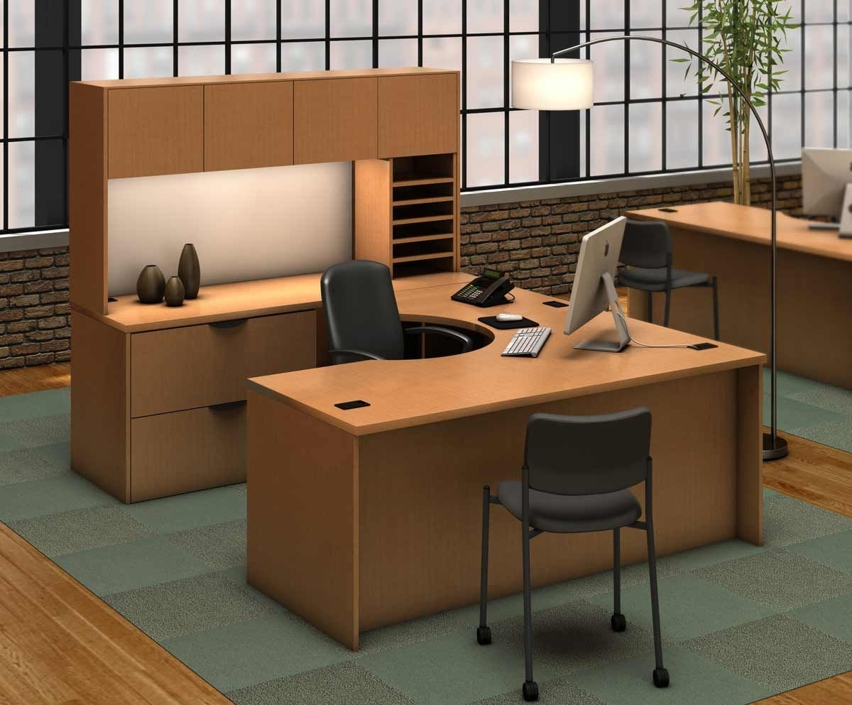 Executive Computer Desks Intended For 2019 Lovely Desk Designs For Classrooms With Office Desk Decoration (View 18 of 20)