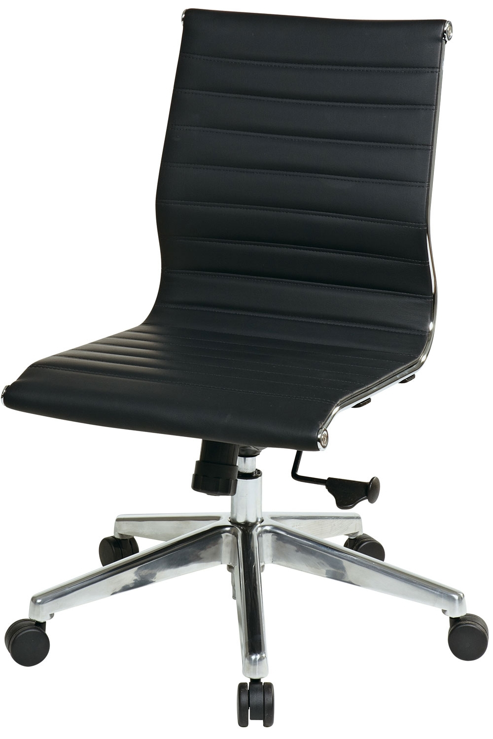 Featured Photo of Executive Desk Chair Without Arms