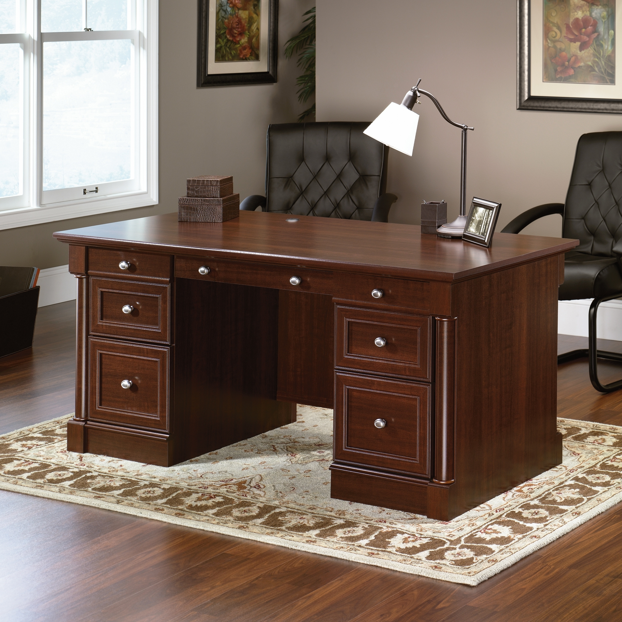 Executive Desk (View 5 of 20)
