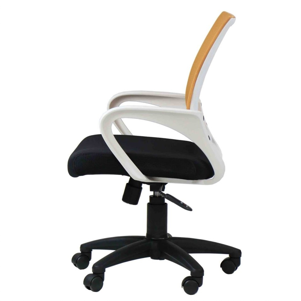 Executive Office Chair Slipcovers Within Most Popular Office Chairs : Lower Back Support For Chair Office Chair (Gallery 18 of 20)