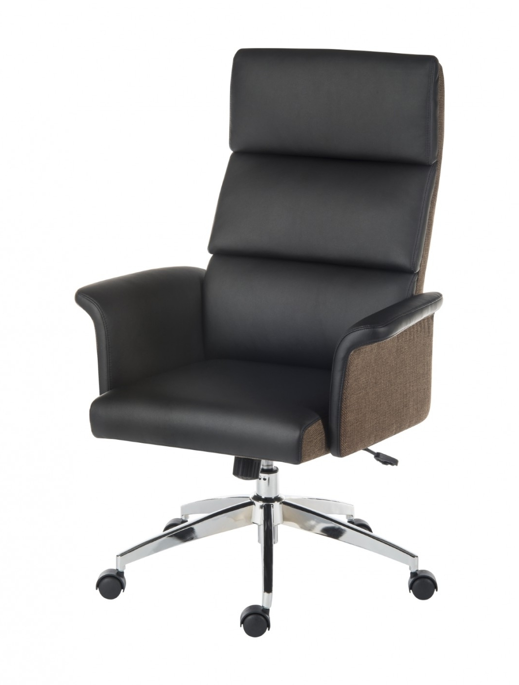 Executive Office Chairs Pertaining To Latest Office Chairs – Teknik Elegance High Back Executive Office Chair (Gallery 4 of 20)