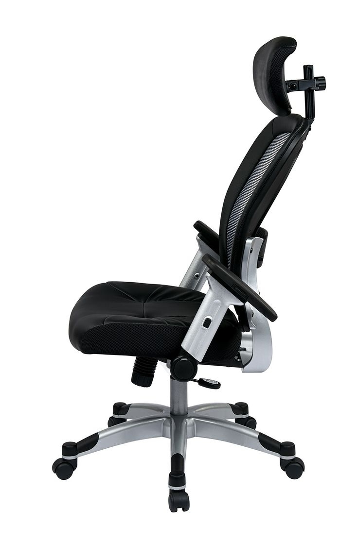 Executive Office Chairs With Adjustable Lumbar Support In Famous Office Chair With Adjustable Lumbar Support – Desk Design Ideas (View 8 of 20)