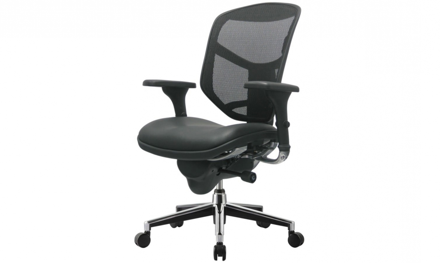 Executive Office Chairs With Adjustable Lumbar Support In Most Up To Date Office Chair With Adjustable Lumbar Support – Best Ergonomic Desk (View 3 of 20)