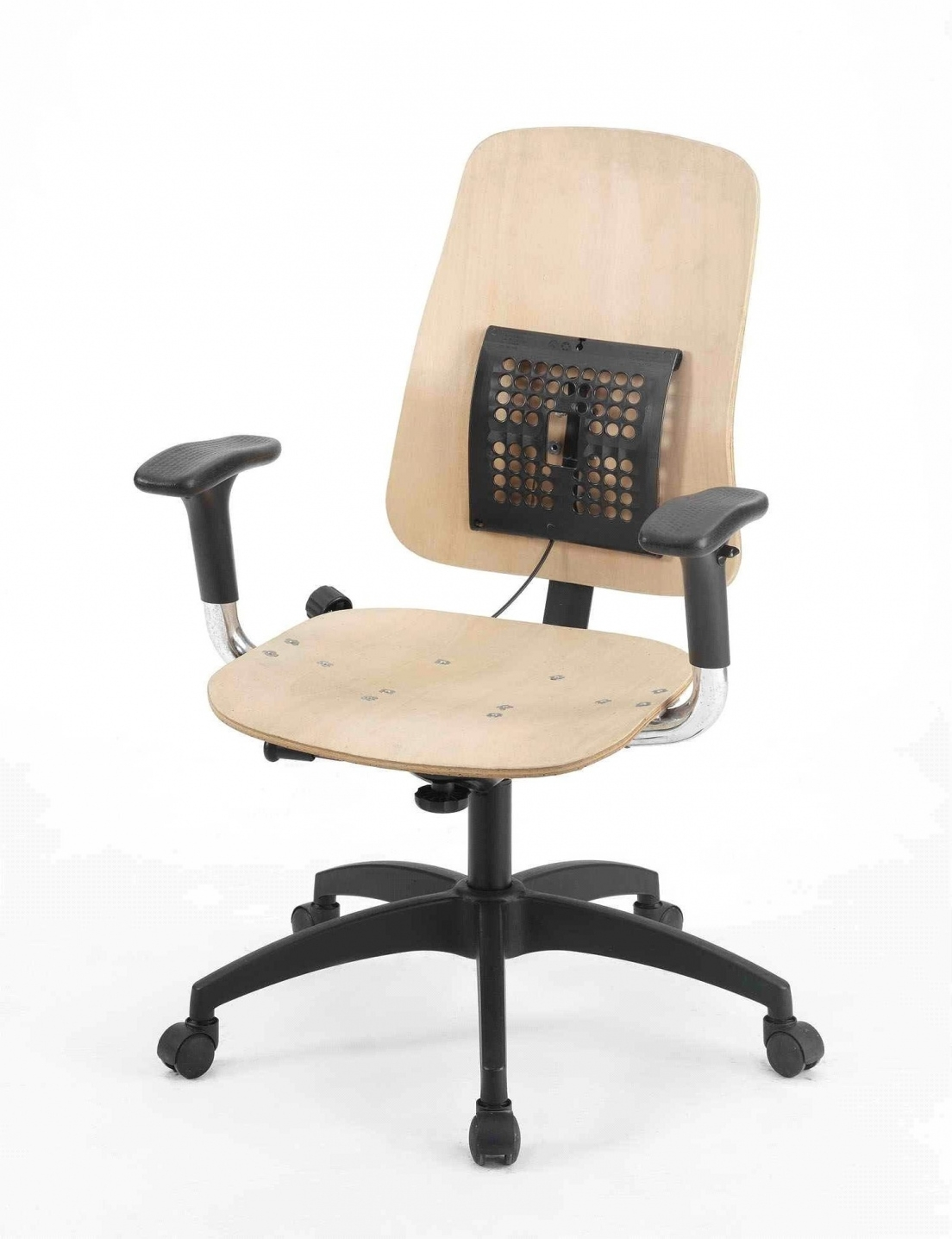 Executive Office Chairs With Adjustable Lumbar Support Within Current Office Chair With Adjustable Lumbar Support – Desk Design Ideas (Gallery 13 of 20)