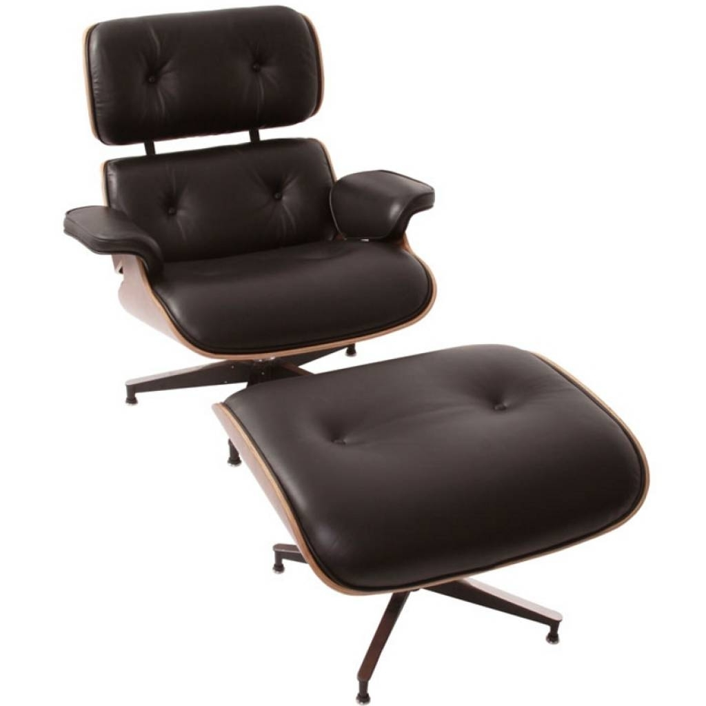 Executive Office Chairs With Leg Rest Pertaining To Preferred Dark Brown Executive Desk Chair Decor With Wingback And Footrest (View 2 of 20)