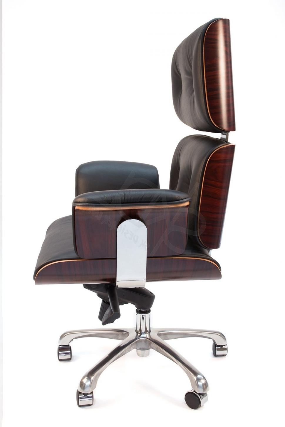 Executive Office Chairs Without Wheels Intended For Current Furniture : Leather Office Furniture Best Home Office Chair Wooden (Gallery 5 of 20)