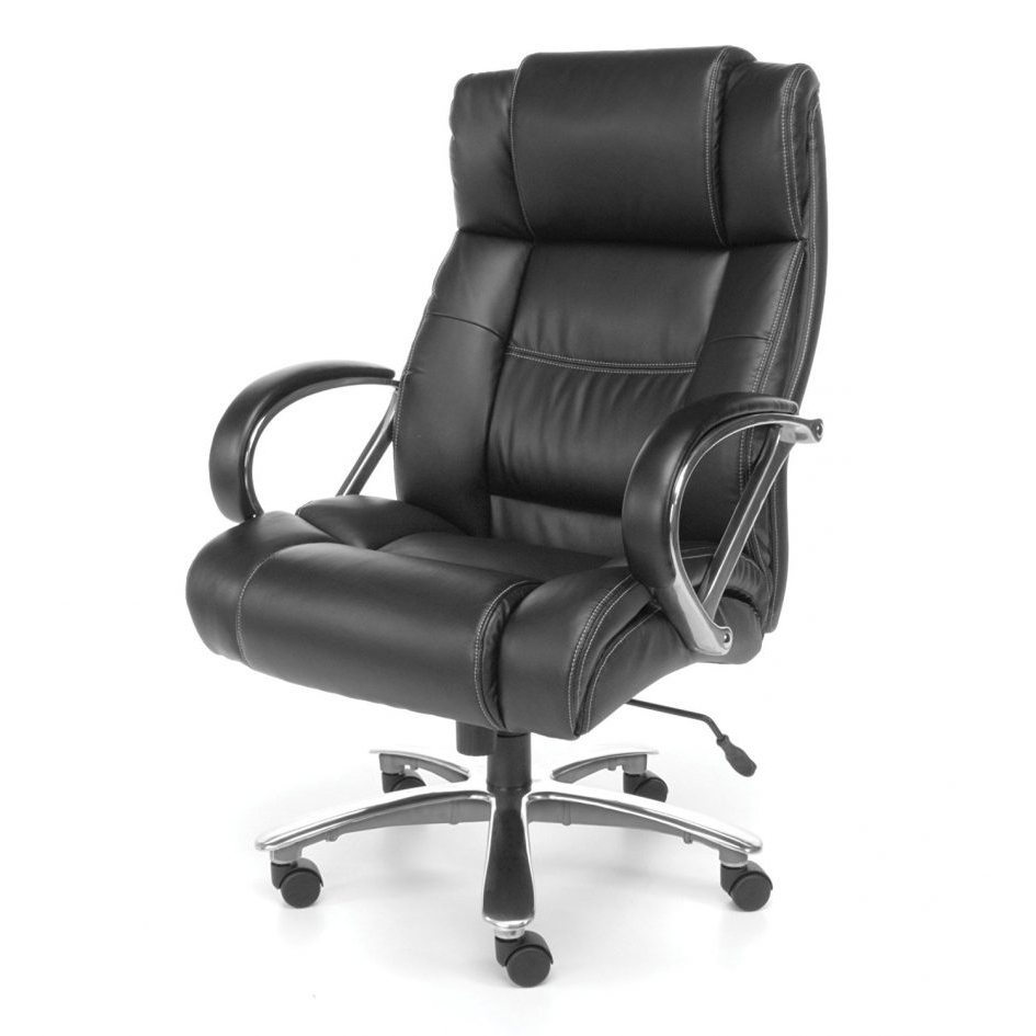 Executive Office Chairs Without Wheels With Favorite Big And Tall Executive Chair Office Depot • Office Chairs (View 12 of 20)